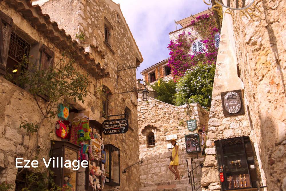 Eze Village