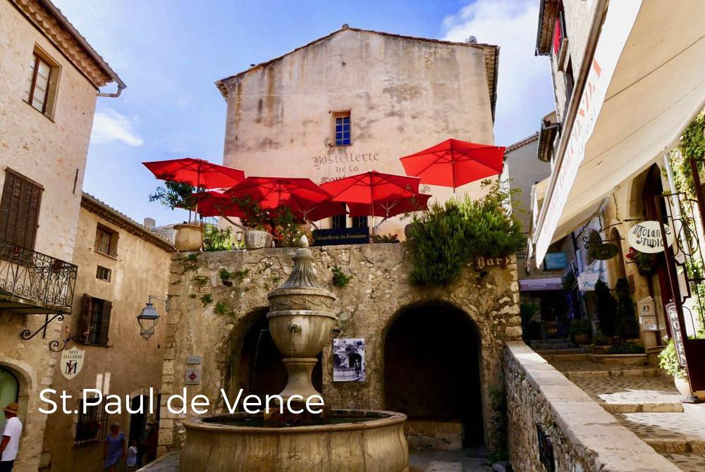 St.Paul de Vence